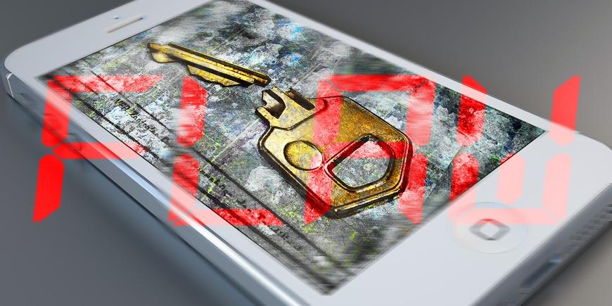 Apple Key_Broken